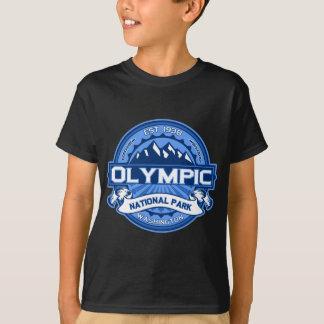 Camiseta Cobalto olímpico