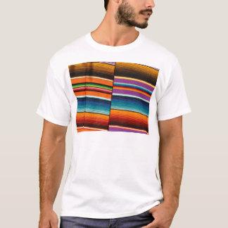 Camiseta Coberturas coloridas mexicanas maias