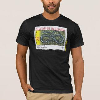 Camiseta Cobra Aesculapian (Elaphe l.longis…