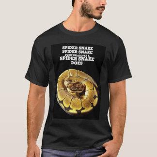 Camiseta Cobra da aranha