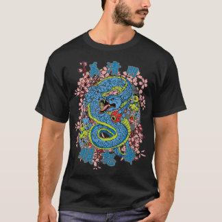 Camiseta cobra mau