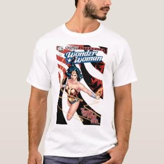 Camiseta Cobrir cómico #12 da mulher maravilha