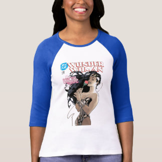 Camiseta Cobrir cómico #178 da mulher maravilha