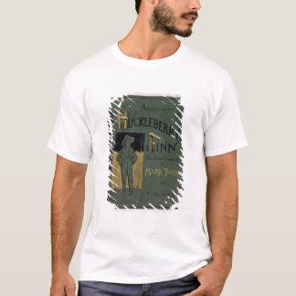 """Camiseta Cobrir de """"aventuras de Huckleberry Finn"""" pela"""