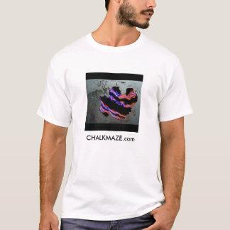 Camiseta Cobrir do álbum de CHALKMAZE, CHALKMAZE.com