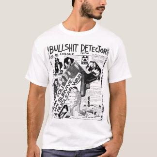Camiseta Cobrir do detector #1 Fanzine das BS