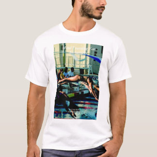 Camiseta Cobrir do treinamento da mente