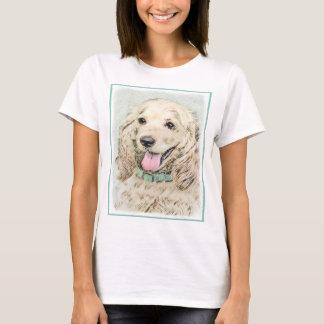 Camiseta Cocker spaniel (lustre)