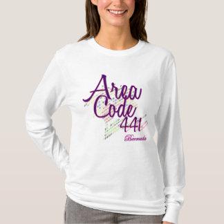 Camiseta Código de área 441