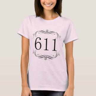 Camiseta Código de área 611