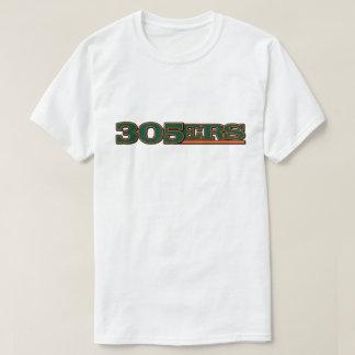 Camiseta (código de área de Miami) t-shirt 305ers