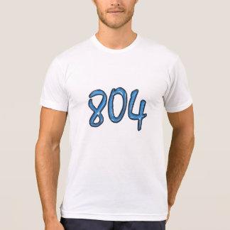 Camiseta Código de área de RVA 804