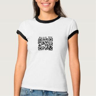 Camiseta Código de QR