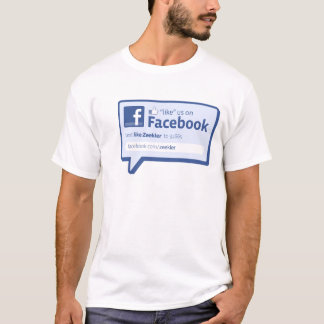 Camiseta Código do t-shirt QR de Zeekler