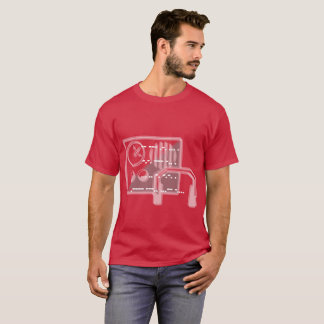 Camiseta Código Morse: Desde 1836 - o t-shirt cardinal dos