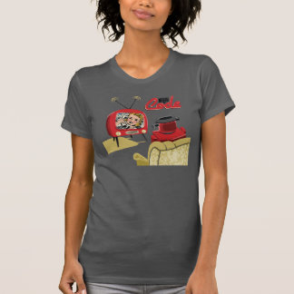 Camiseta Código por Majai