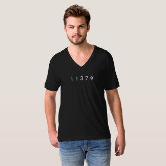 Camiseta Código postal: Vila média