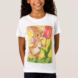 Camiseta Coelhinho da Páscoa bonito