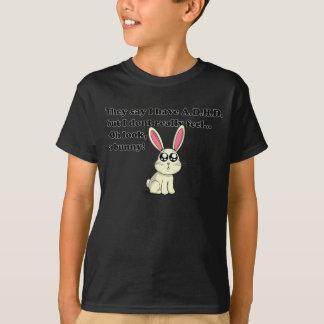 Camiseta Coelho de ADHD