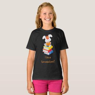 Camiseta Coelho de Homeschool