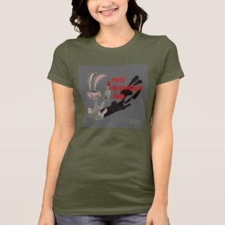 Camiseta coelho do assassino
