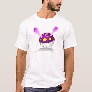 Camiseta Coelho do ovo do voleibol