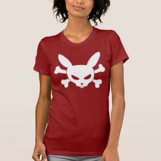 Camiseta Coelho mau do crânio