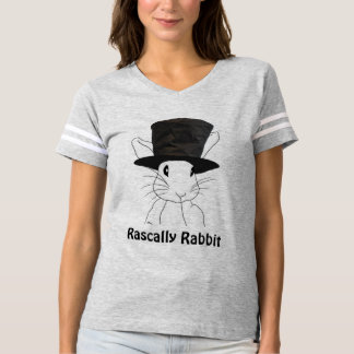 Camiseta Coelho Rascally