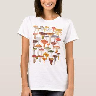 Camiseta Cogumelos dos cogumelos de Les