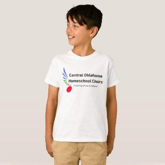 Camiseta COHC que inspira o t-shirt coral da excelência
