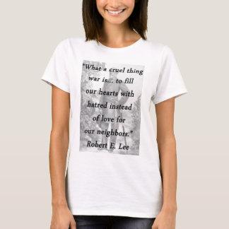 Camiseta Coisa cruel - Robert E Lee