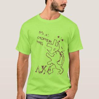 Camiseta Coisa de Choper!