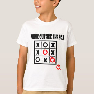 Camiseta Coisa fora da caixa