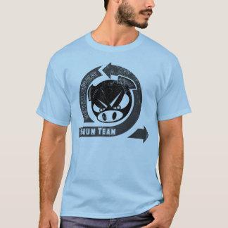Camiseta Colaborador do scrum - com laço & o porco ágeis