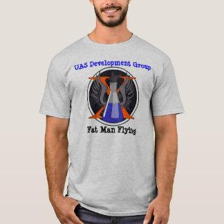 Camiseta Colaborador GRP de UAS, UAS experimental