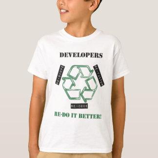 Camiseta Colaboradores Re-melhora (v1) x