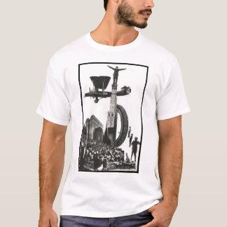 Camiseta Colagem por Aleksandr Rodchenko