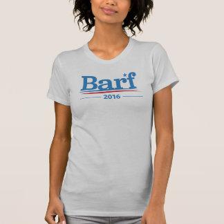 Camiseta Coleção 2016 das máquinas de lixar de Barf Bernie