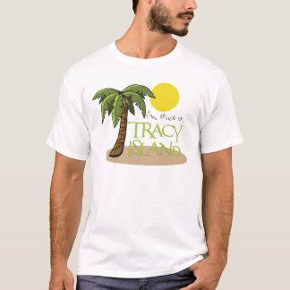 Camiseta Coleção da ilha de Tracy