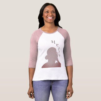 Camiseta Coleção da sombra