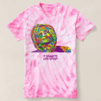 Camiseta Coleção da tintura do laço: O que poderia ter sido