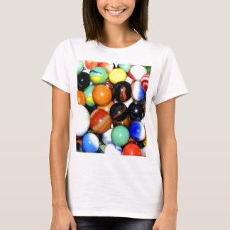 Camiseta Coleção de mármore da novidade