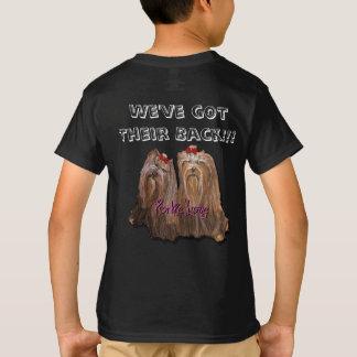 Camiseta Coleção do amor de Yorkie