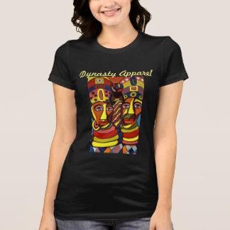 Camiseta Coleção do roupa da dinastia