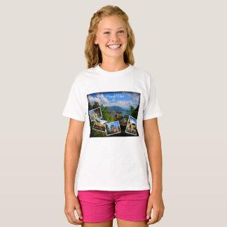 Camiseta Coleção do viagem de Montenegro - Herceg Novi