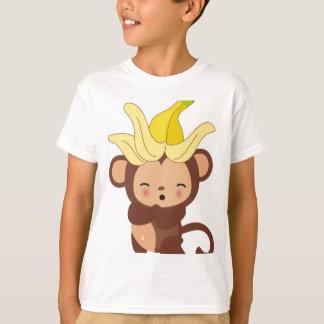 Camiseta Coleção pequena 108 do macaco