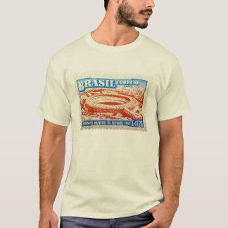 Camiseta Coleção Selos Antigos - Brasil