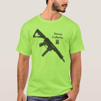 Camiseta Coletor de selo