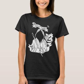 Camiseta Colha o que você Sew