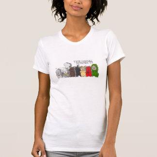 Camiseta Colher ocasional das senhoras